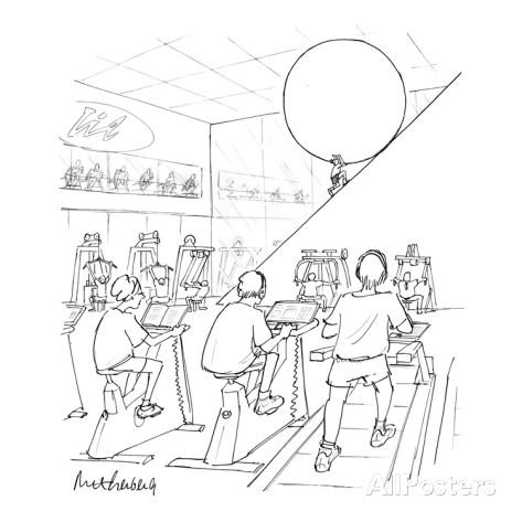 Gym_Sisyphus